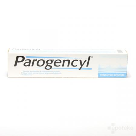 Dentifrice Parogencyl Prévention Gencives 75 ml