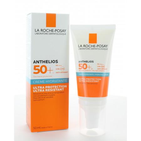 La Roche-Posay Anthelios Crème Hydratante Sans parfum SPF50+ 50ml