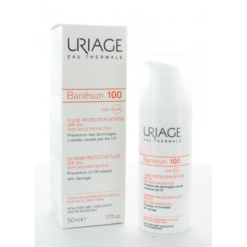 Uriage Bariésun 100 Fluide Protecteur Extrême SPF50+ 50ml