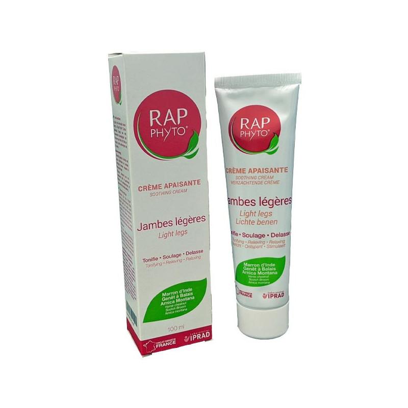 RAP phyto crème jambes légères 100ml