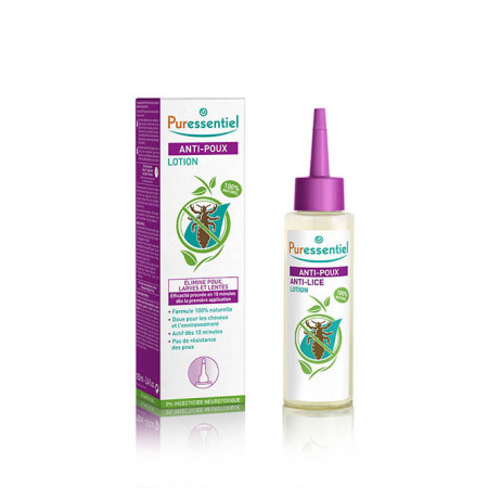 Puressentiel Lotion Anti-poux 100ml