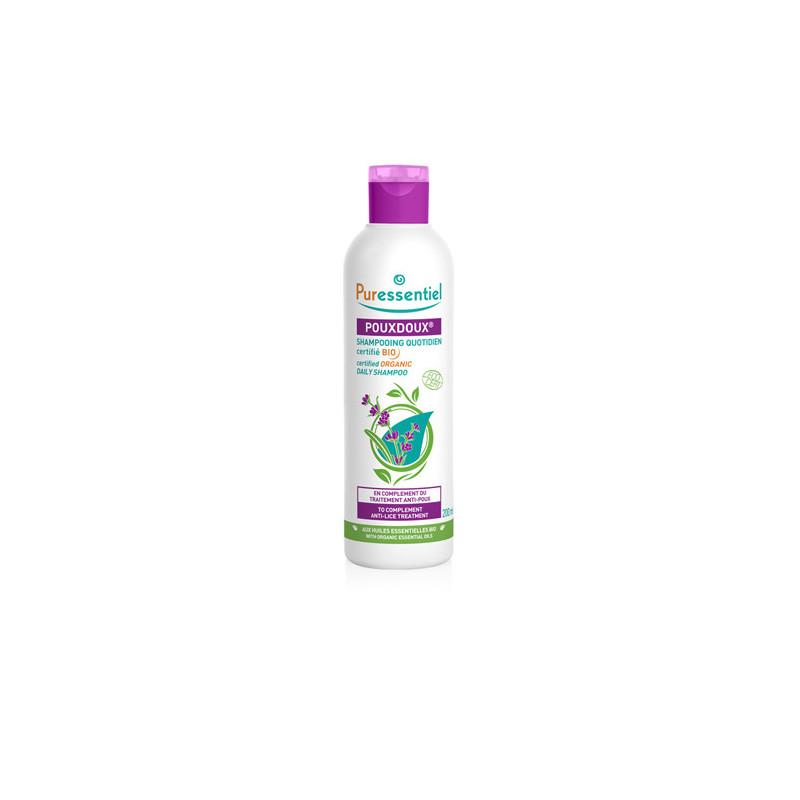 Puressentiel Shampooing Quotidien Anti-poux Pouxdoux 200ml