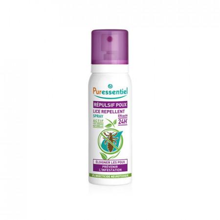 Puressentiel Spray Répulsif Anti-poux 75ml