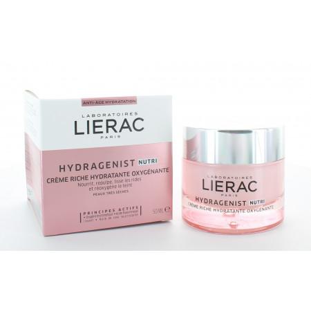 Lierac Hydragenist Nutri Crème Riche 50ml