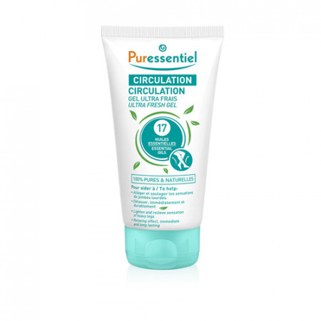 Gel Ultra Frais Circulation Puressentiel 125 ml