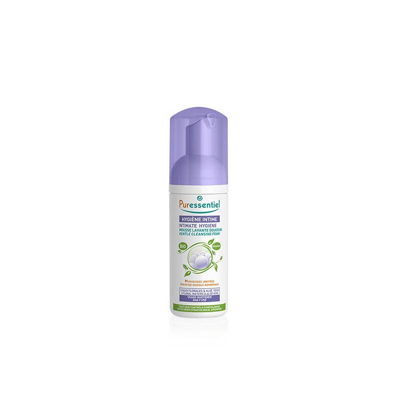 Puressentiel Hygiène Intime Mousse Lavante Douceur 150ml
