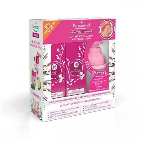 Puressentiel Coffret Minceur Anti-cellulite 2X100ml