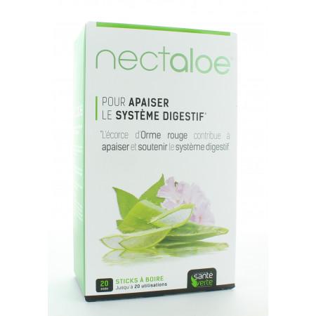 Santé Verte Nectaloe 20 sticks