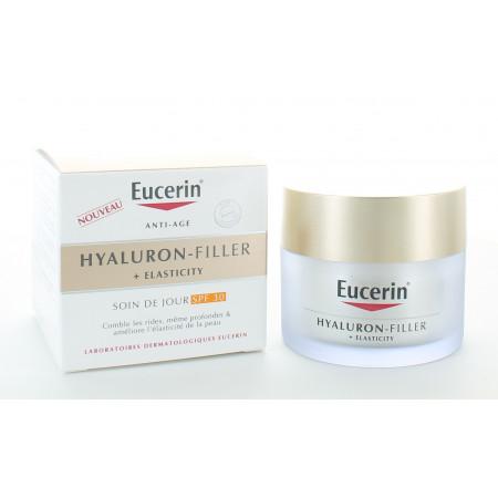 Eucerin Hyaluron-Filler + Elasticity Soin de Jour SPF30 50ml
