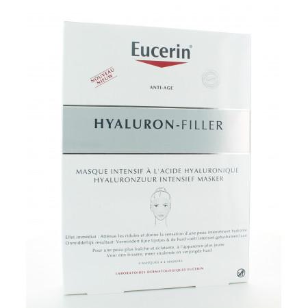 Eucerin Hyaluron-Filler Masque Intensif à l'Acide Hyaluronique X4