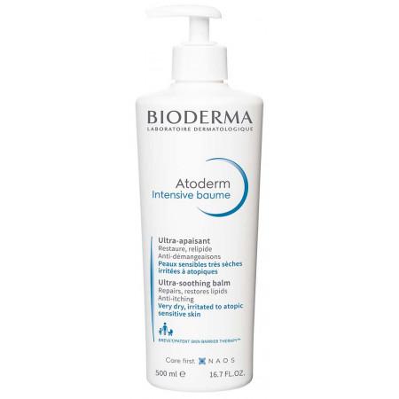 Bioderma Atoderm Intensive Baume Ultra-apaisant 500ml