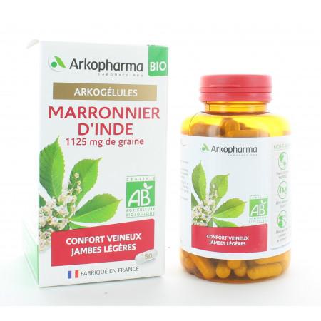 Arkopharma Bio Marronnier d'Inde 150 gélules