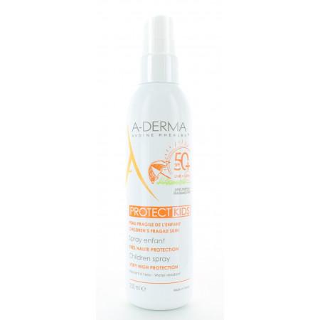 ADerma Protect Kids Spray Enfants SPF50+ 200ml