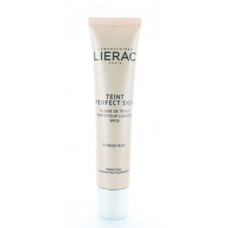 Lierac Teint Perfect Skin Fluide de Teint 02 Beige Nude 30ml