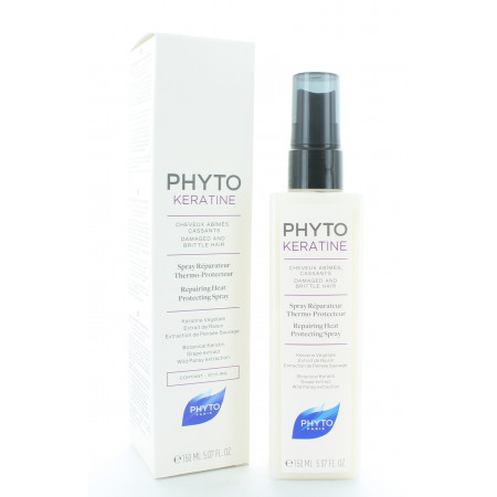 PhytoKeratine Spray Réparateur Thermo-Protecteur 150ml