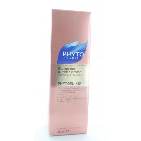 PhytoElixir Shampooing Nutrition Intense 200ml