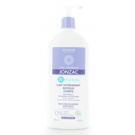 Jonzac Rehydrate Lait Hydratant Soyeux Corps 400ml