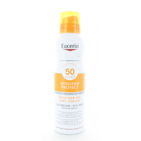 Eucerin Sensitive Protect Sun Brume SPF50 200ml