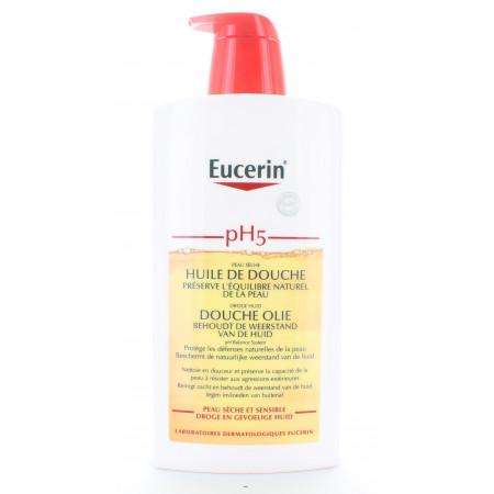 Eucerin Huile de Douche pH5 1L