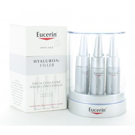 Eucerin Hyaluron-Filler Sérum Concentré 6 ampoules
