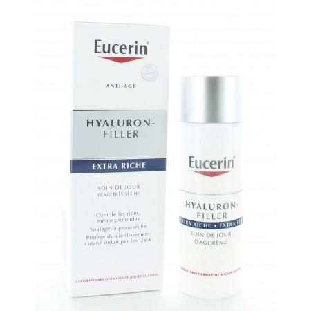 Eucerin Hyaluron-Filler Extra Riche Soin de Jour 50ml
