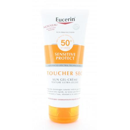 Eucerin Sensitive Protect Sun Gel-Crème SPF50+ 200ml
