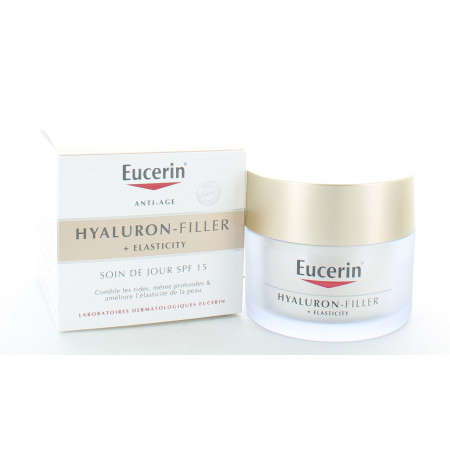 Eucerin Hyaluron-Filler + Elasticity Soin de Jour...