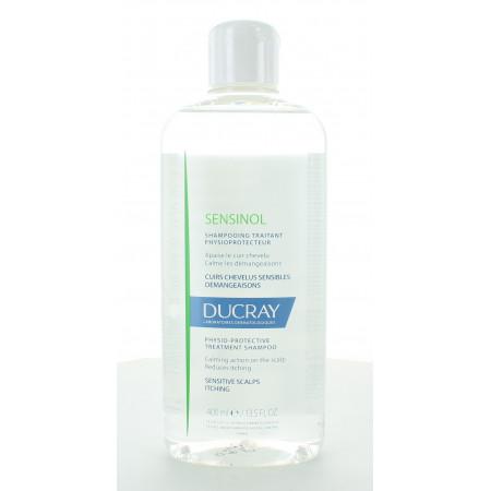 Ducray Sensinol Shampooing Traitant Physioprotecteur 400ml