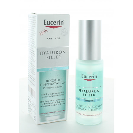 Eucerin Hyaluron-Filler Sérum Booster d'Hydratation 30ml