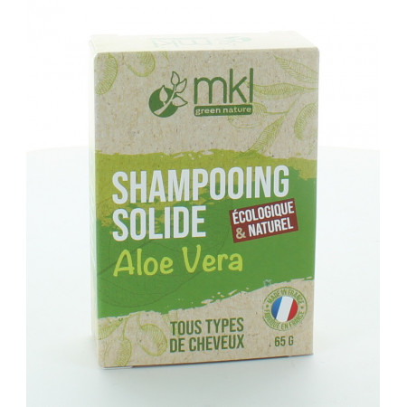 MKL Shampooing Solide Aloe Vera 65g