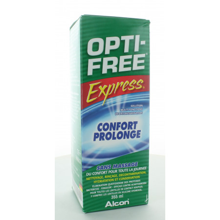Opti-Free Express Solution Multi-Fonctions 355ml