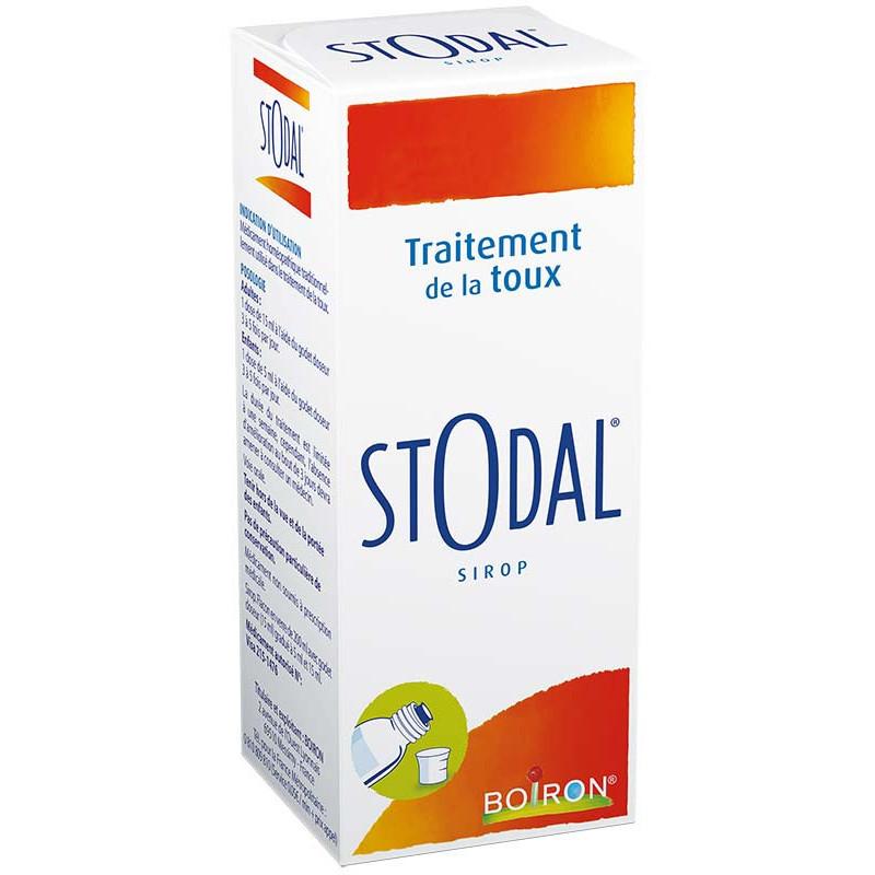 Stodal Sirop Boiron 200ml