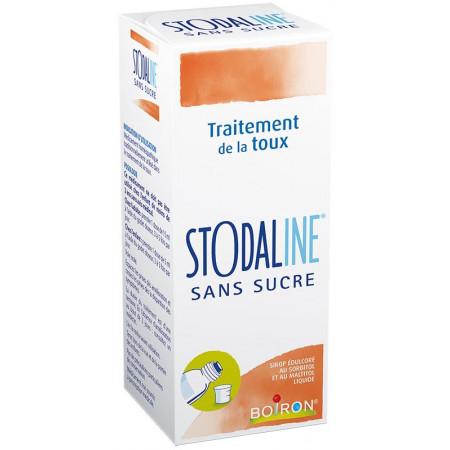 Stodaline Sirop Sans Sucre Boiron 200ml