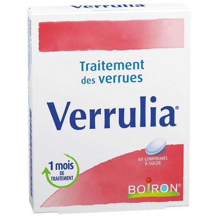 Verrulia 60 comprimés à sucer