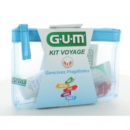 Gum Kit de Voyage Gencives Fragilisées