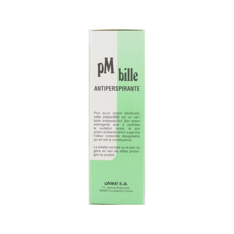 PM BILLE ANTIPERSPIRANT TUBE 60ML