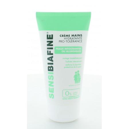 SensiBiafine Crème Mains Hydratante Pro-Tolérance 75ml