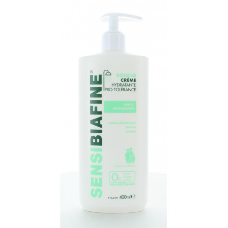 SensiBiafine Douche Crème Hydratante Pro-Tolérance 400ml