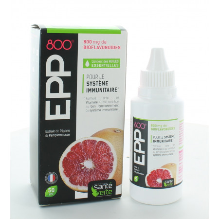 Santé Verte EPP 800 50ml