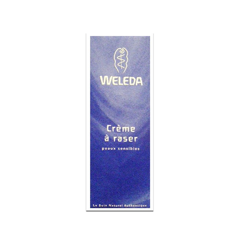 WELEDA RASAGE CREME TUBE 75ML