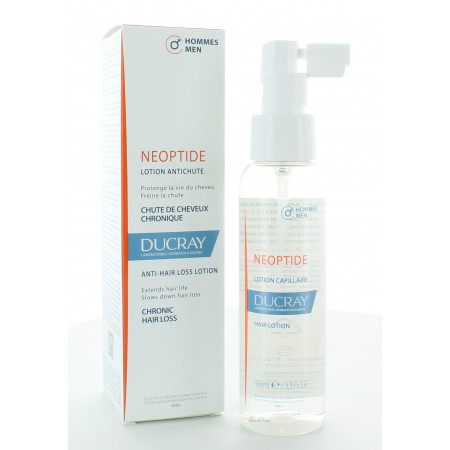Ducray Neoptide Hommes Lotion Antichute 100ml