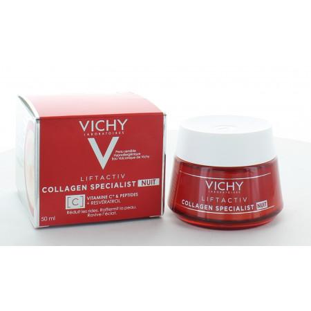 Vichy LiftActiv Collagen Specialist Nuit 50ml