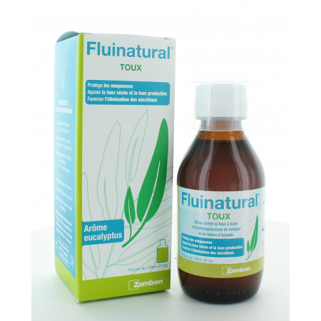 Fluinatural Toux Sirop 158ml