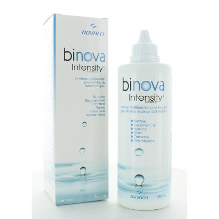 Binova Intensity Solution Multifonction 350ml