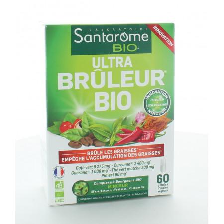 Santarome Bio Ultra Brûleur 60 gélules