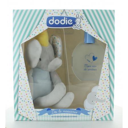 Dodie Coffret Bleu Mon Eau de Senteur + Doudou