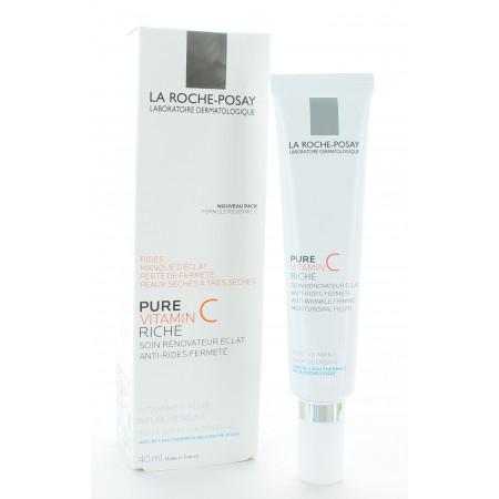 La Roche-Posay Pure Vitamin C Riche Soin Rénovateur...