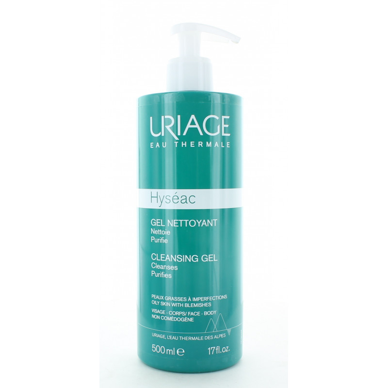 Uriage Hyséac Gel Nettoyant 500ml