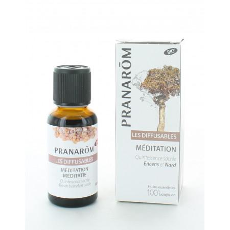 Pranarôm Les Diffusables Bio Méditation 30ml