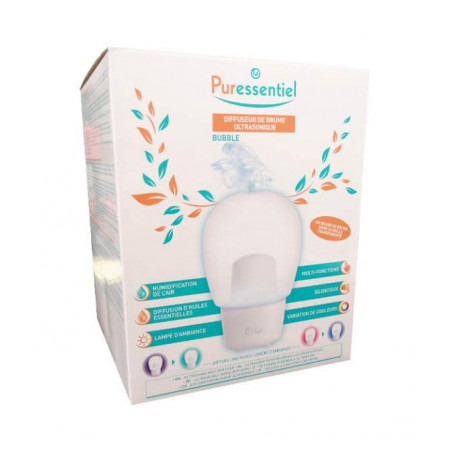 Puressentiel Bubble Diffuseur de Brume Ultrasonique